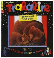 Rob Dunlavey, bonne nuit petit ours, histoire pour dormir, Tralalire, Bayard, Didier Zanon