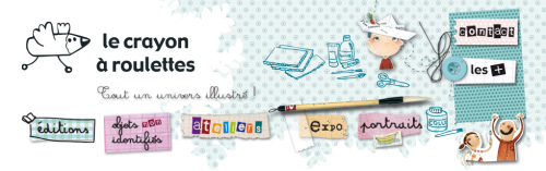 Le Crayon à Roulettes, Marylène Bergmann, Marie-Claude Bérot, Claire Pélosato, mallette pédagogique